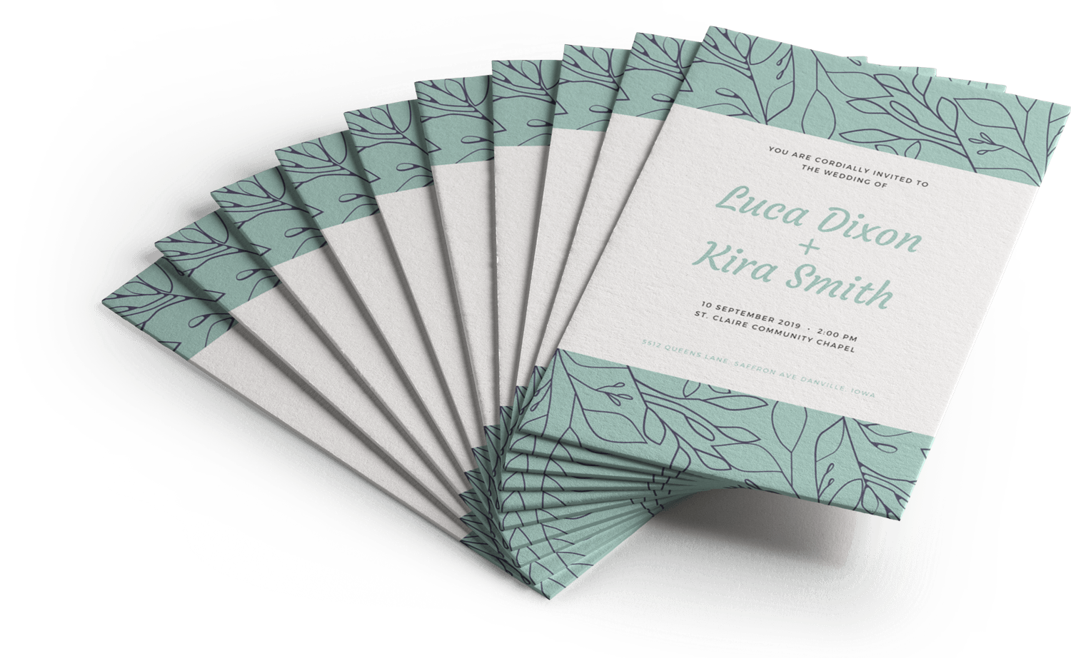 Thousands of invitation designs for every party under the sun