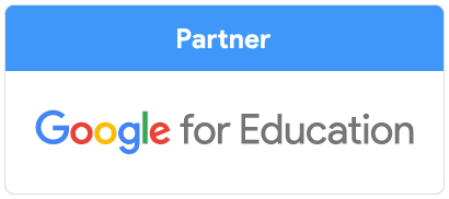 Parceiro do Google for Education