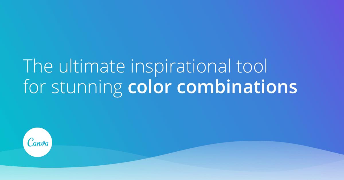 Color Palettes - Color Schemes To Inspire Canva Colors