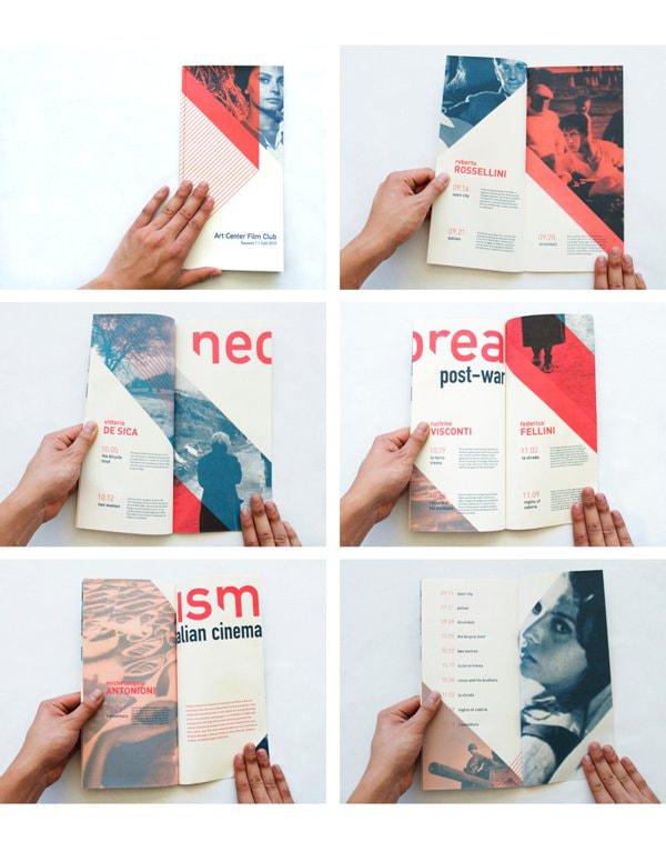 Italian Neorealism Brochure – Oliver Lo