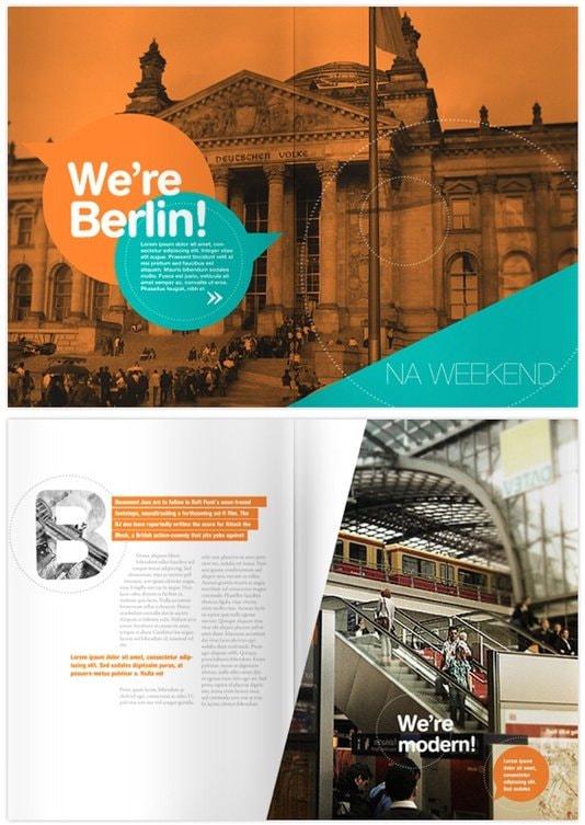 Travel Brochure – Bartosz Kwiecień