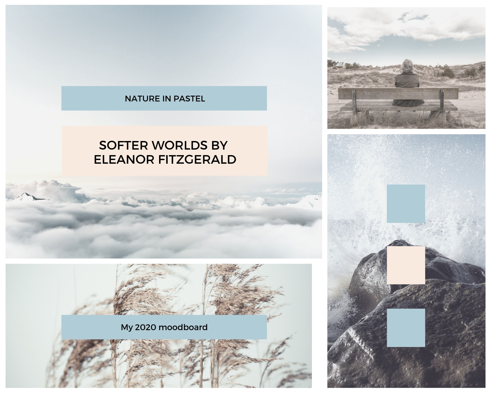 How To Create A Mood Board Canva Learn