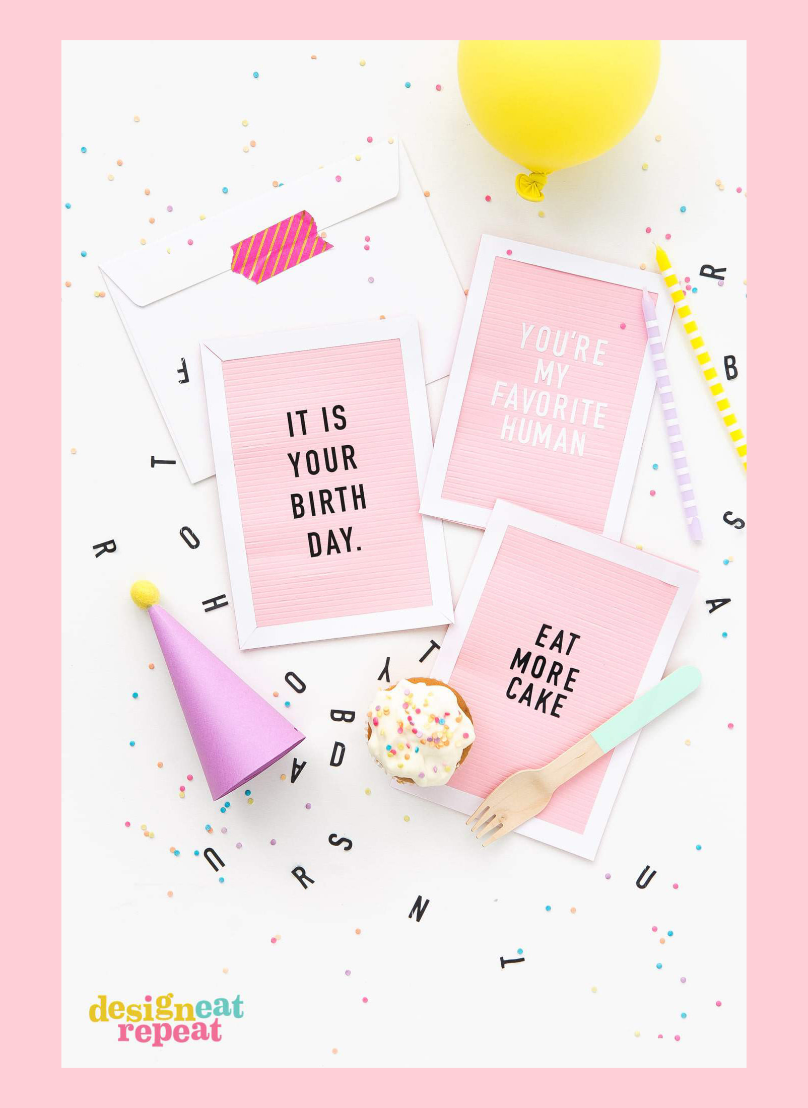 8 Adult Birthday Card Ideas to Inspire You