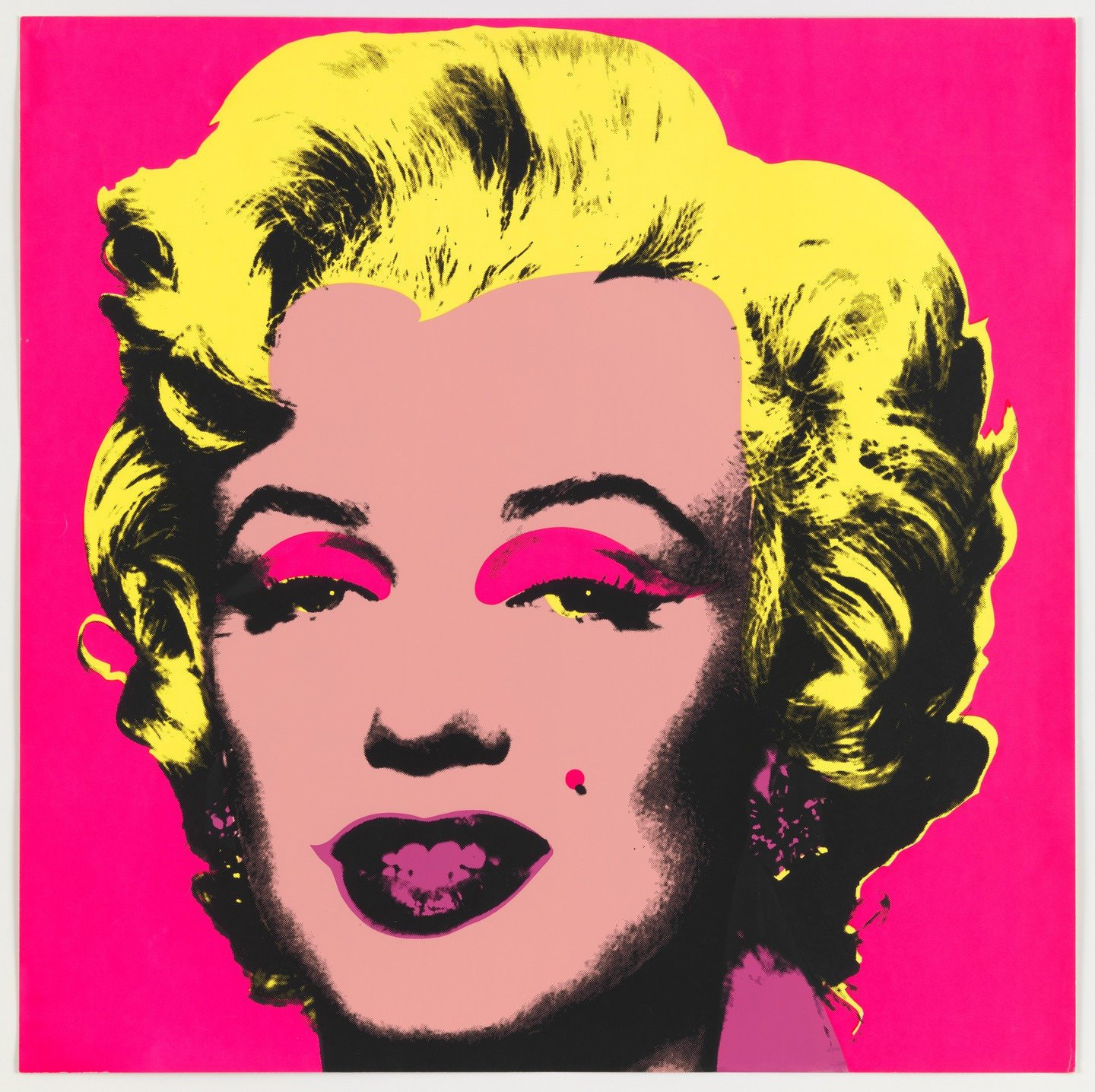 04. Andy Warhol, Untitled from Marilyn Monroe