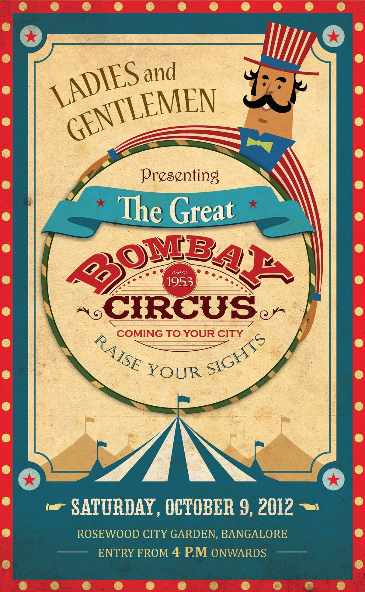 12. Bombay Circus