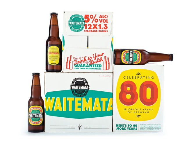 16. Waitemate Pale Ale