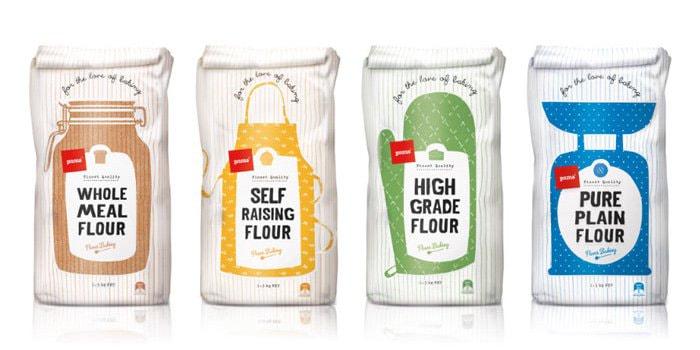 25. Pams Flour