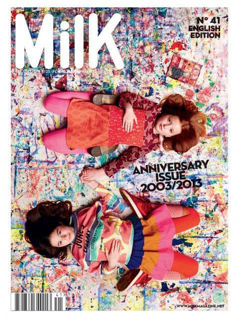 03. Milk Magazine