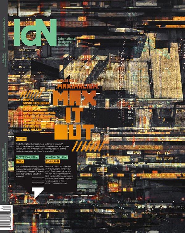 16. IdN Magazine