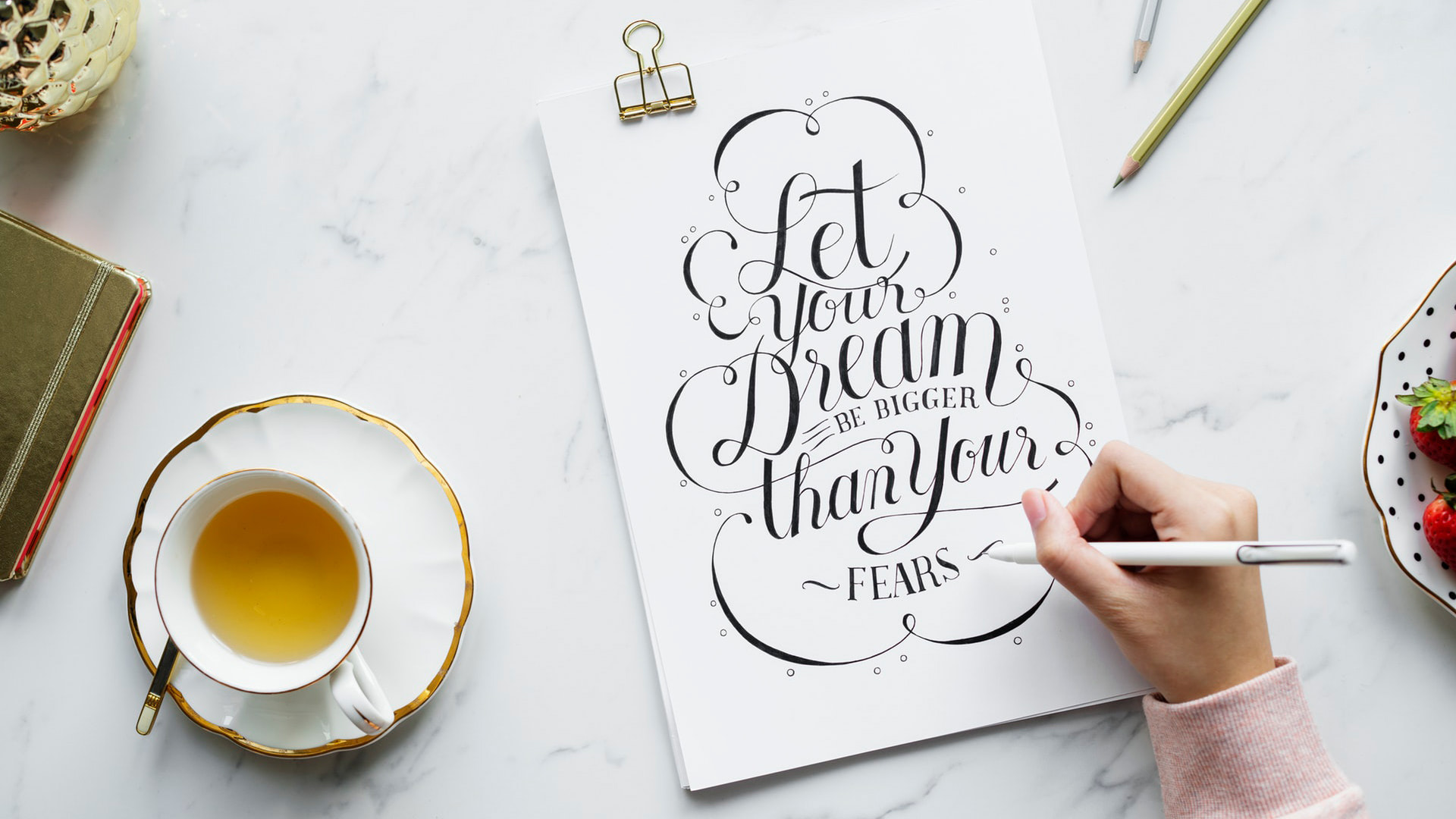 create cute quotes on canva