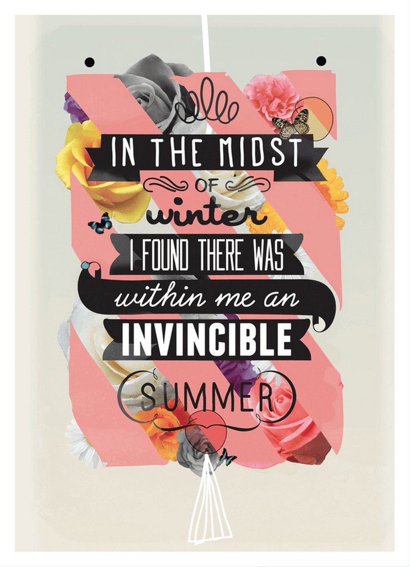"""The Invincible Summer"" by Kavan & Co."