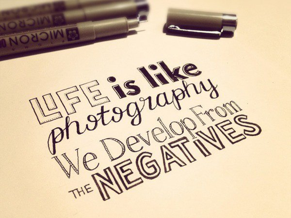 life-is-like-photography-typographic-quote