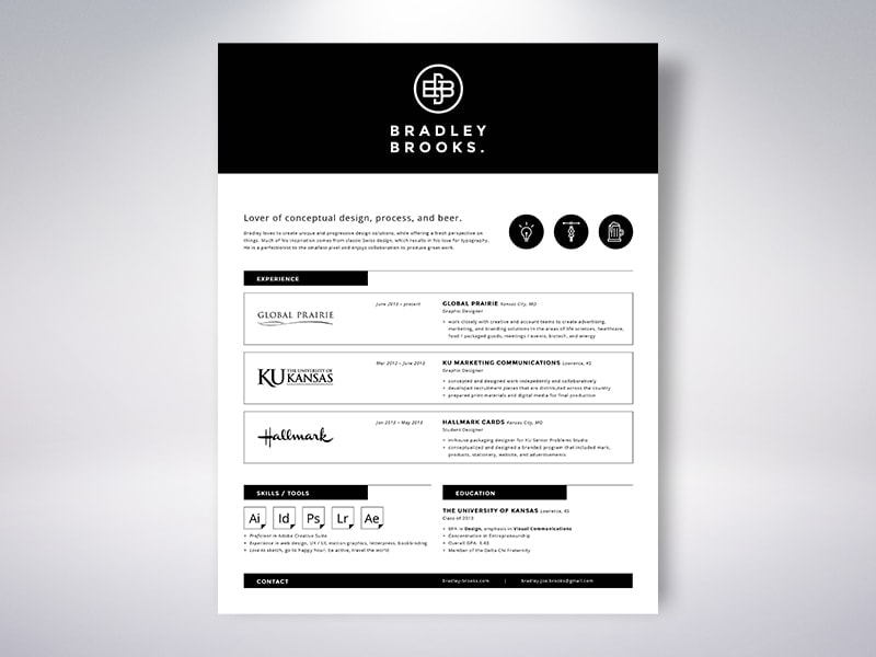 50 Inspiring Resume Designs To Learn From Canva