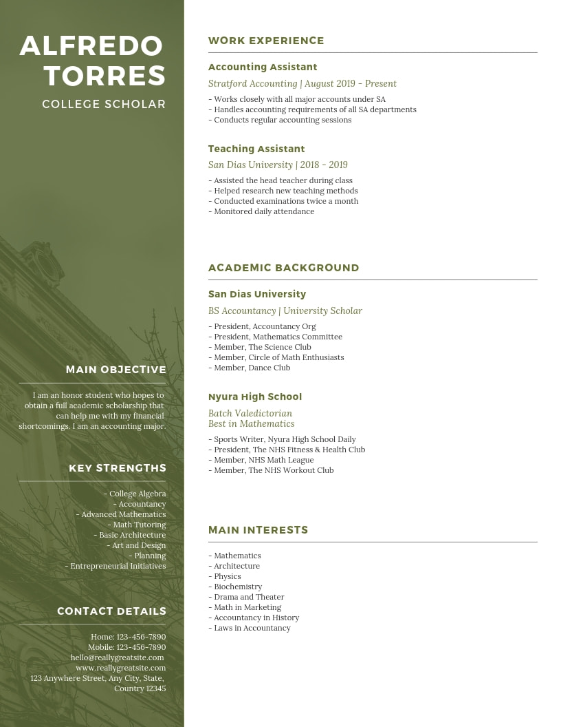 50 Inspiring Resume Designs To Learn From Canva Learn