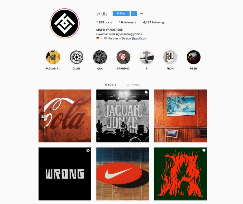 50 Amazingly Talented Graphic Designers To Follow On Instagram Learn