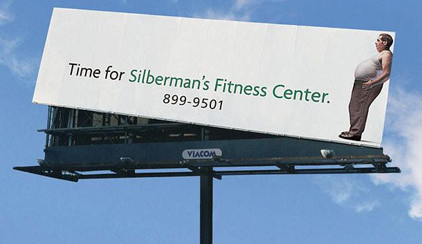 8. Silberman's Fitness Center