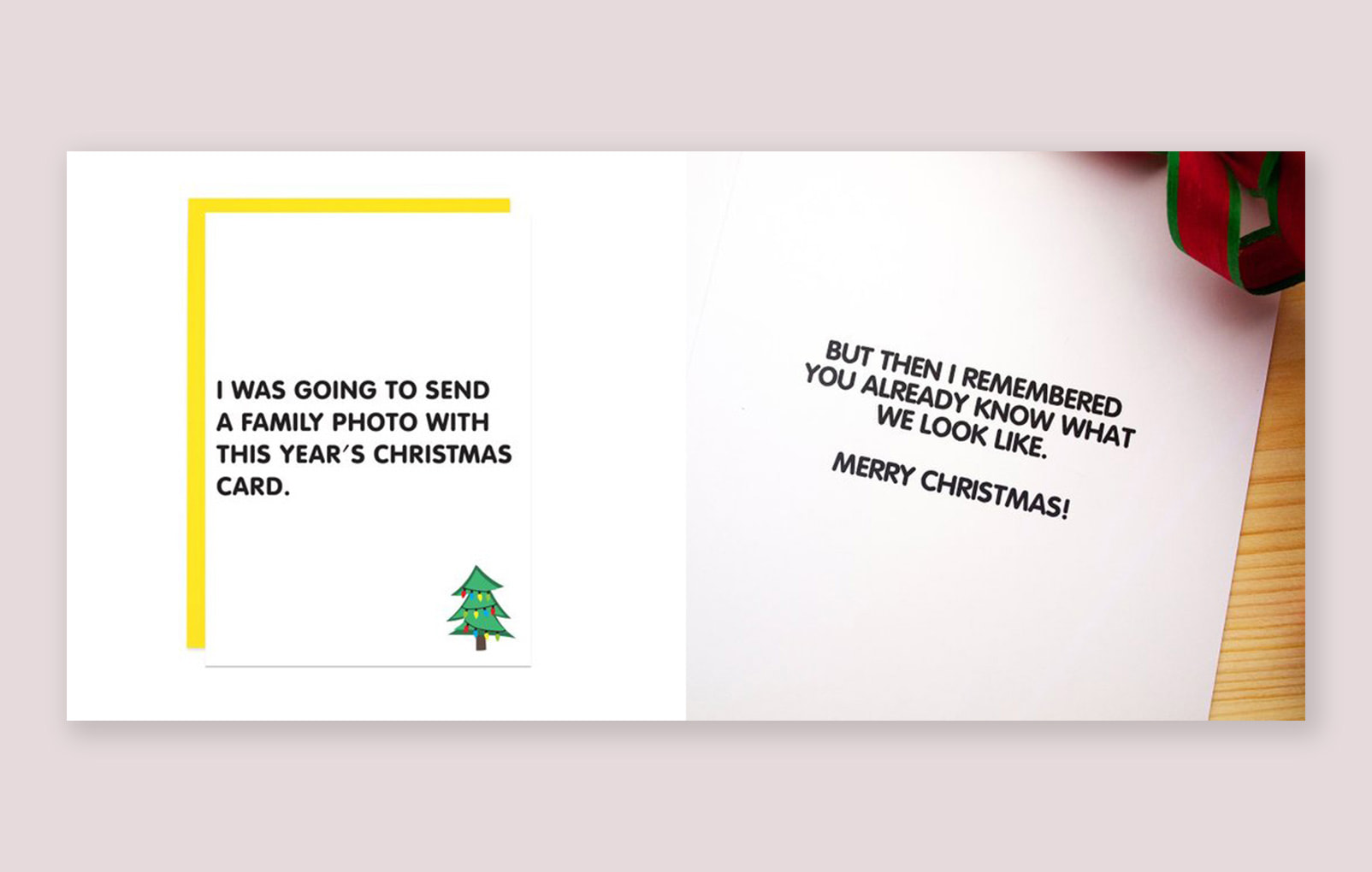 19 Funny Christmas And Holiday Card Ideas To Try This Year