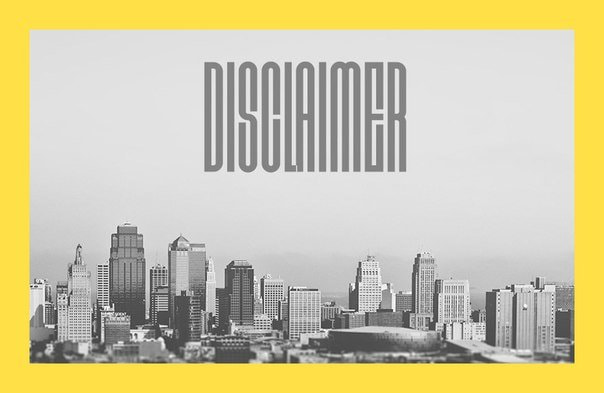 34. Disclaimer