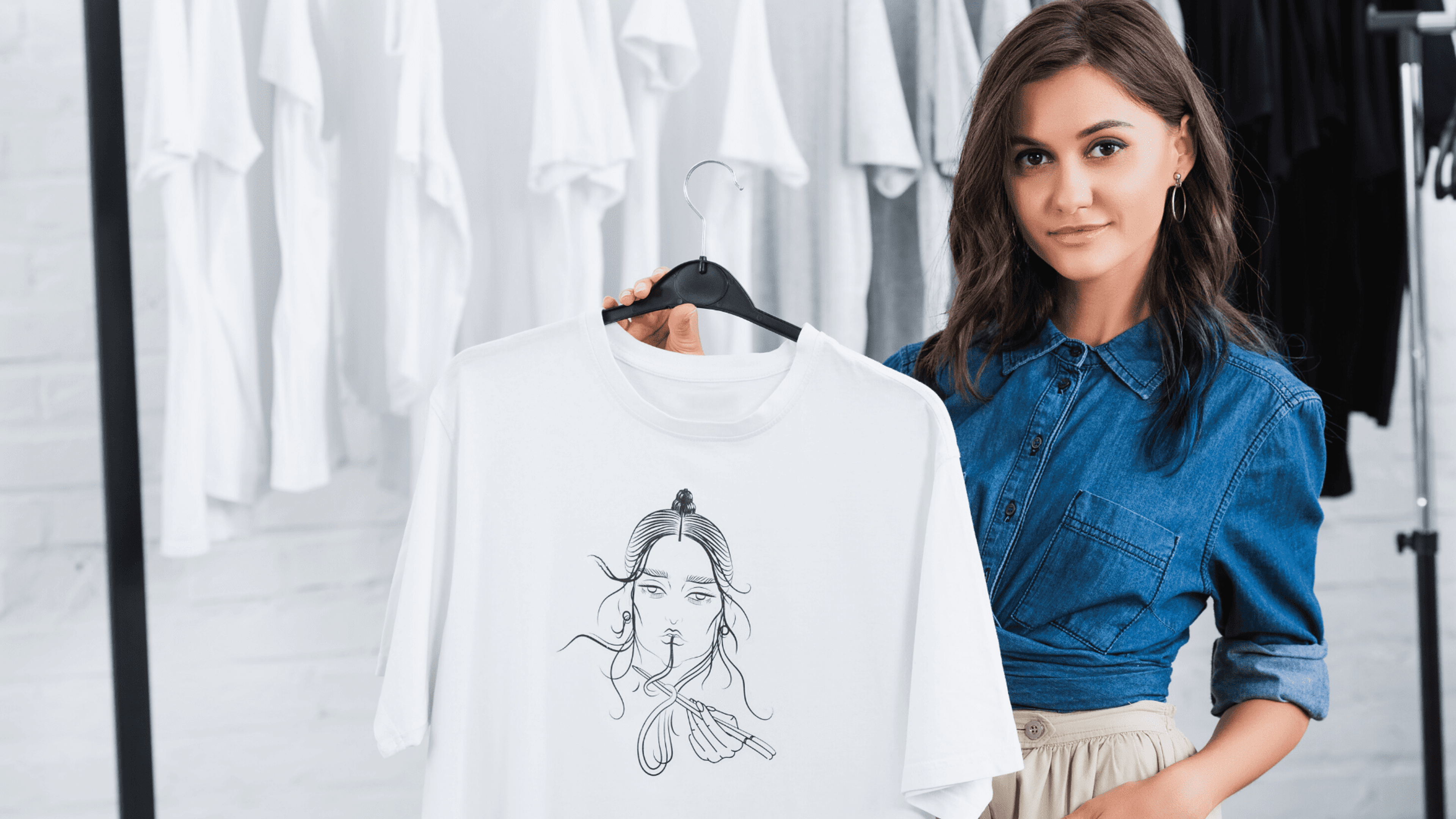 How To Design A T Shirt From Scratch Learn