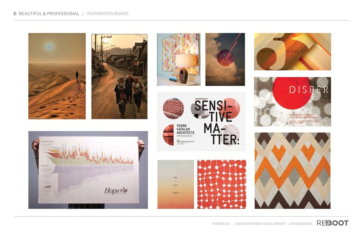 great examples of mood boards