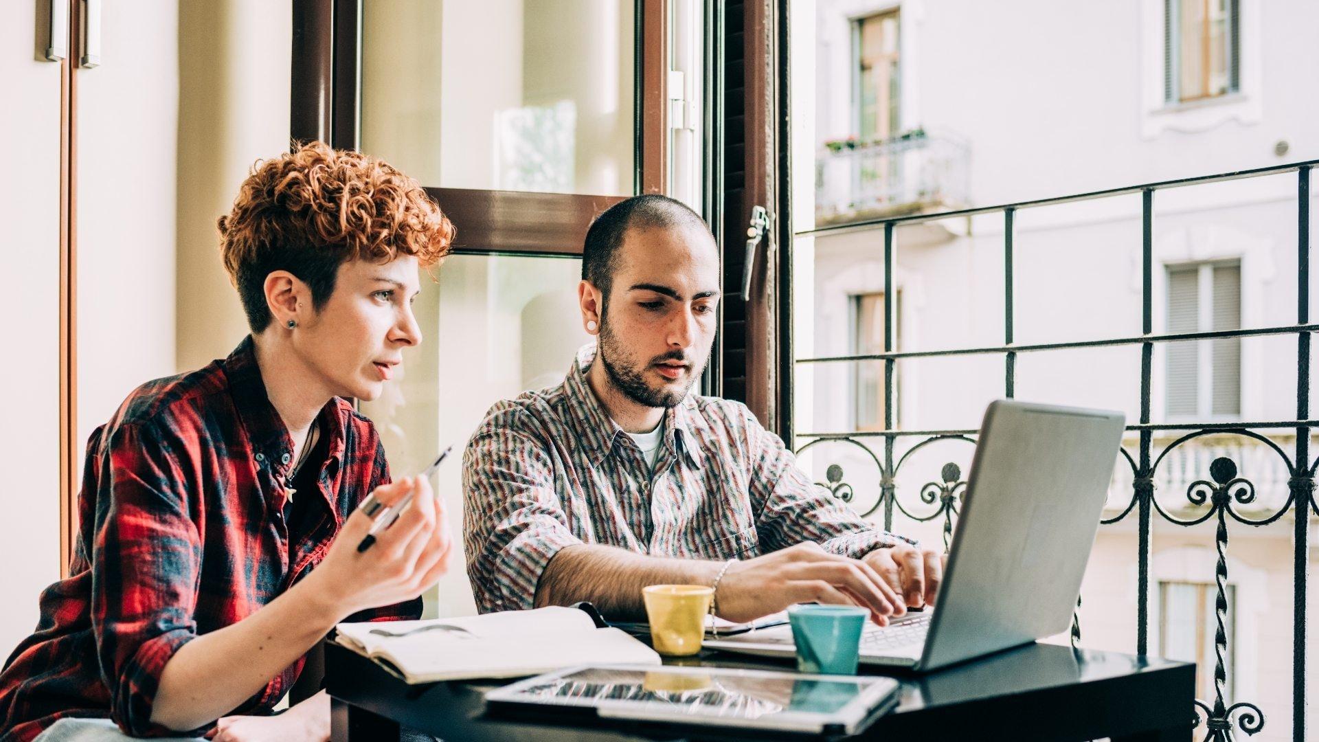 Build an online business from scratch