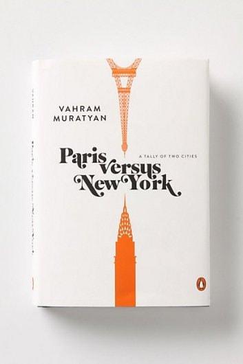 Paris Versus New York – Murray Mitchell