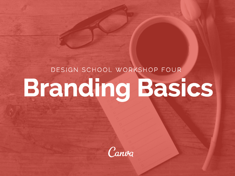 Design School Workshop on Branding Basics