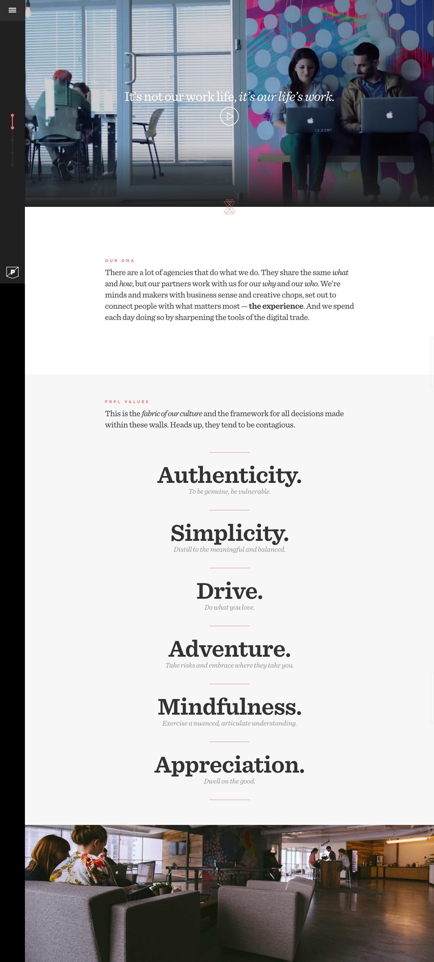 about page website examples