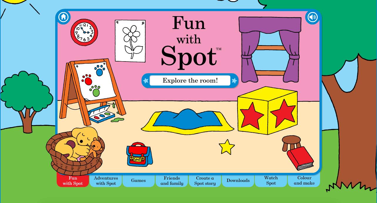 03. Fun with Spot