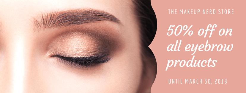 Peach Eye Photo Beauty Makeup Facebook Cover