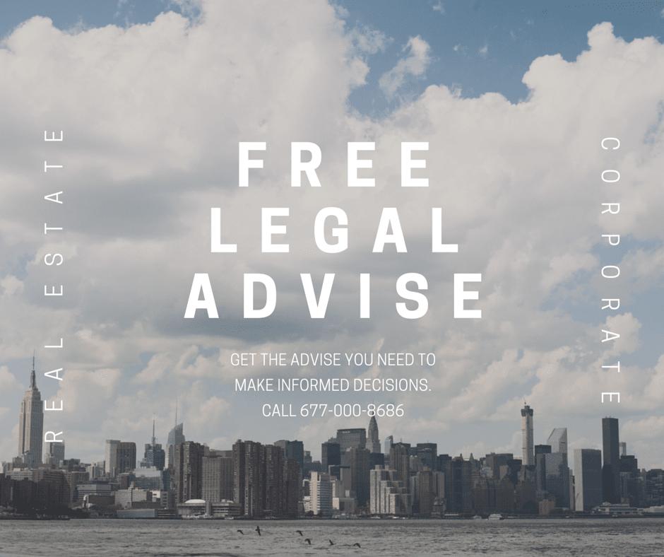 Legal Advise-FB Post