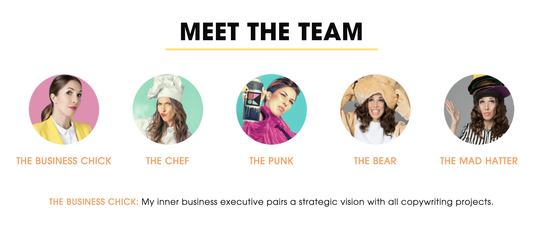 Kira Hug team