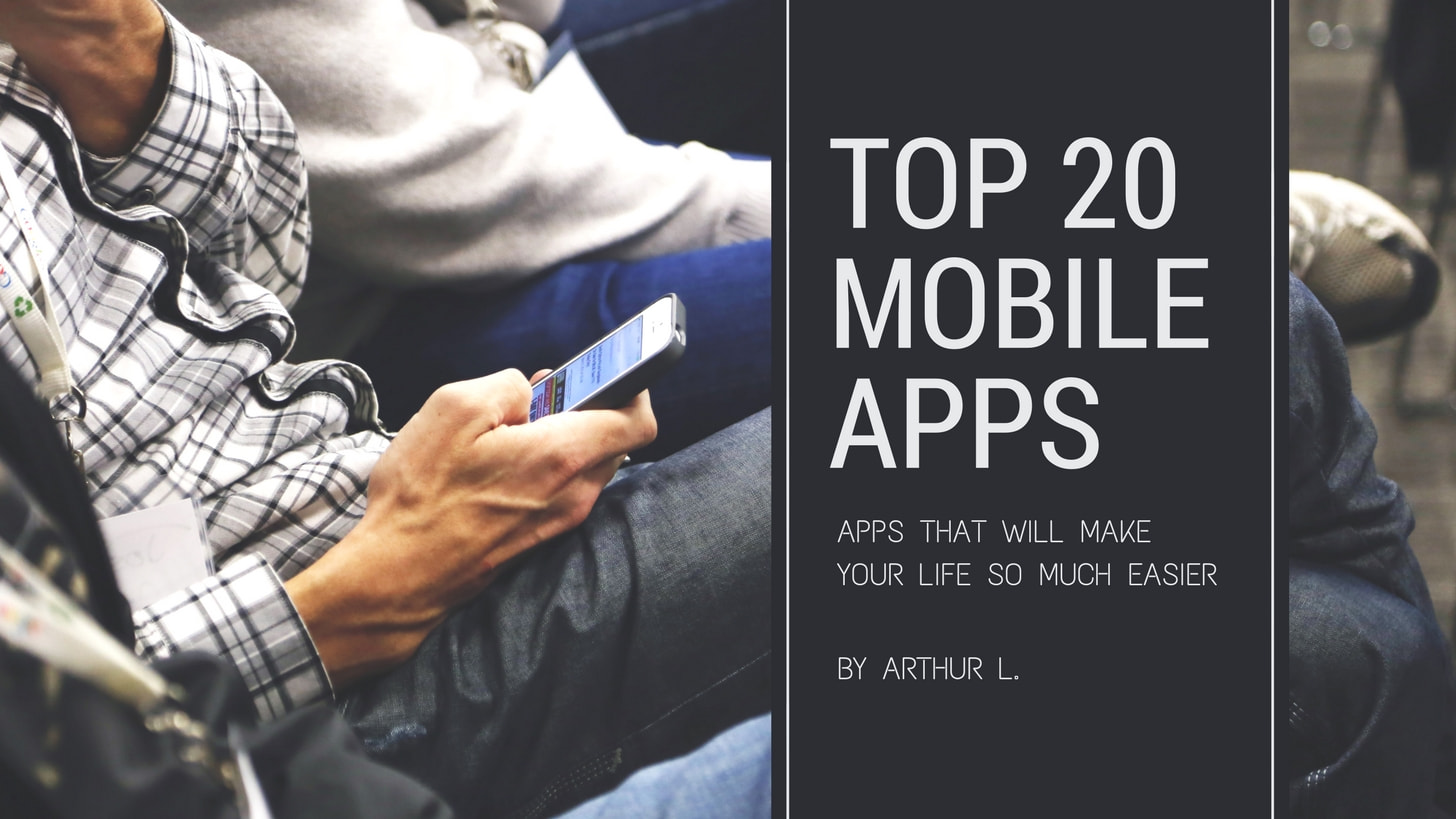 Top 20 Mobile Apps