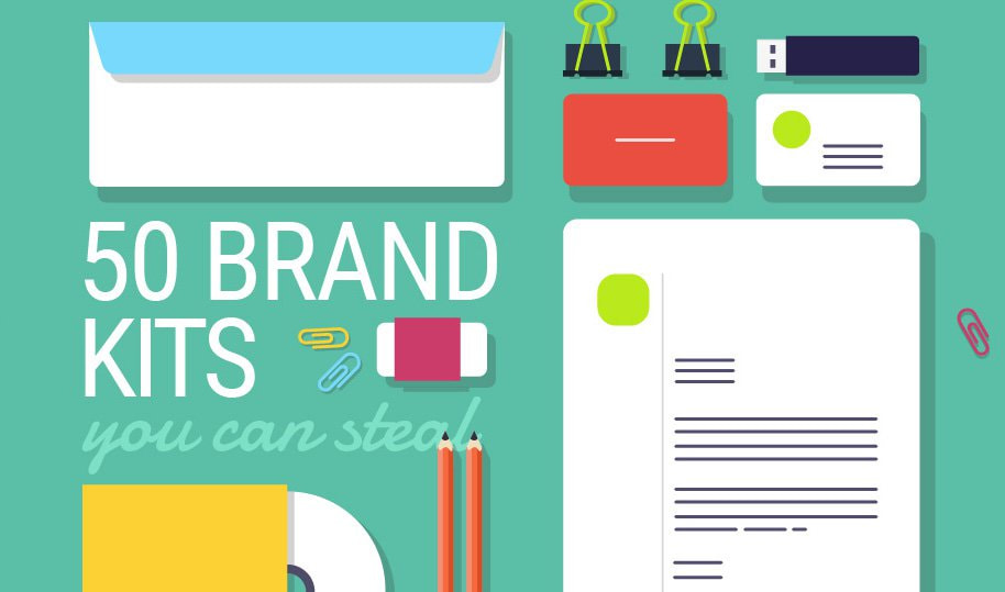 50 Brand Kits You Can Steal