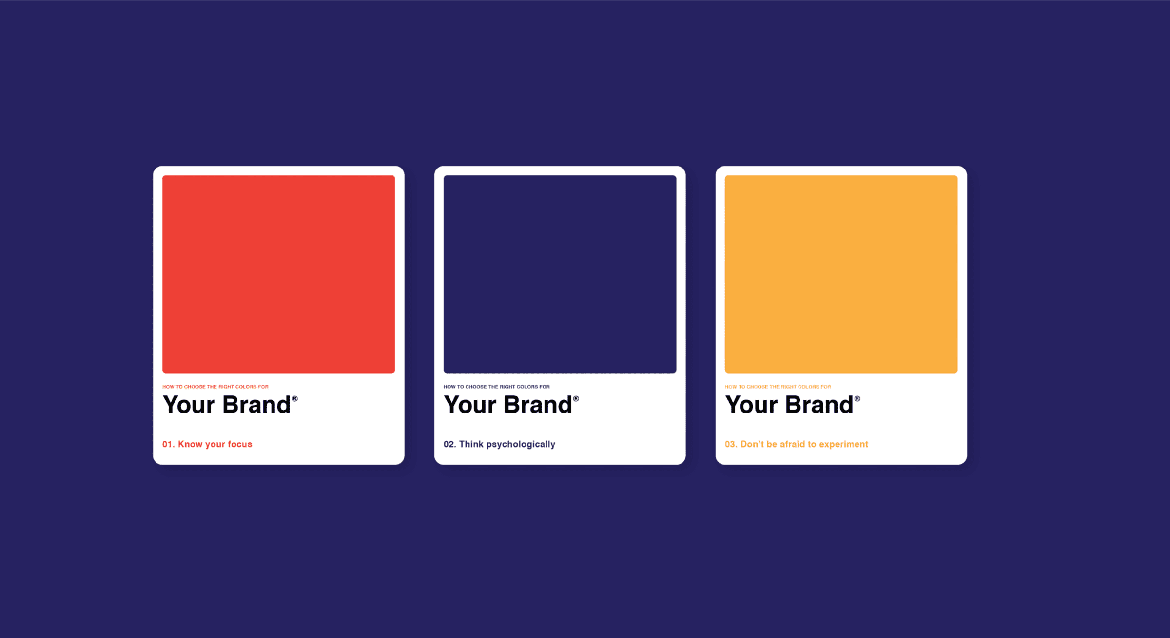 Christmas Colors Palette 2020 Canva How to choose the right colors for your brand