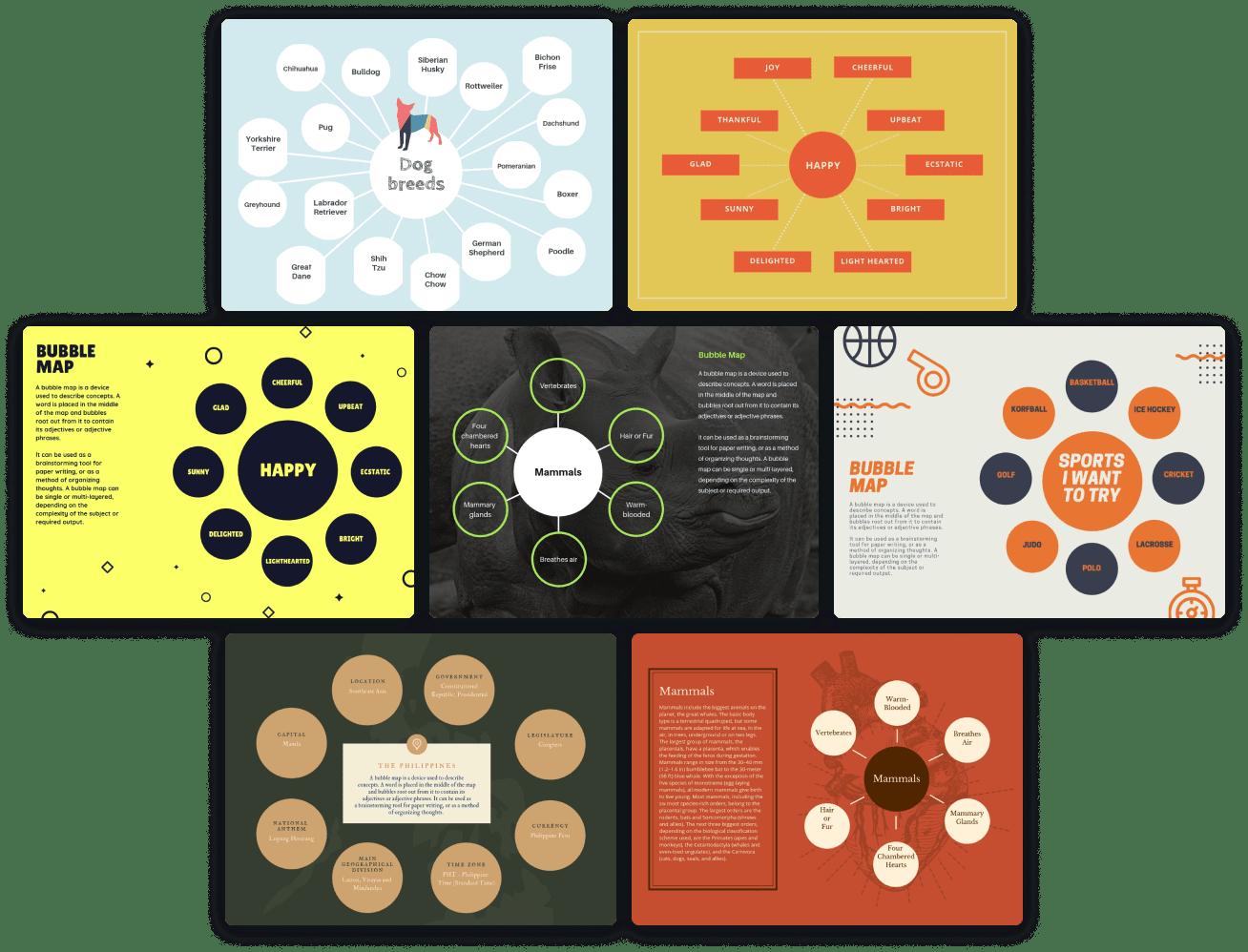 bubble-map-templates