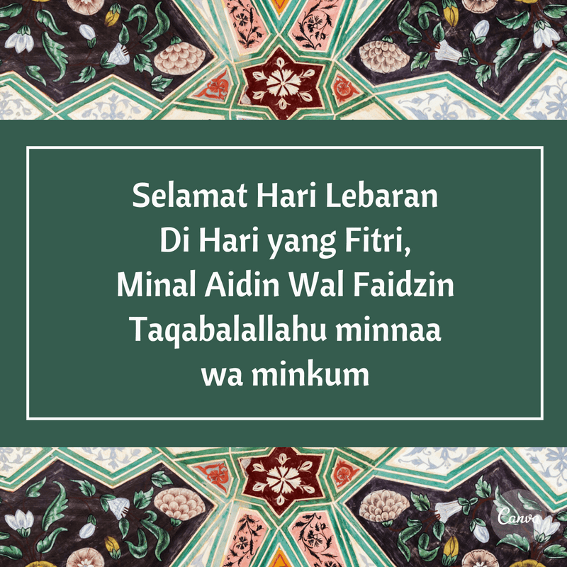 Idul Fitri Quotes ID 6