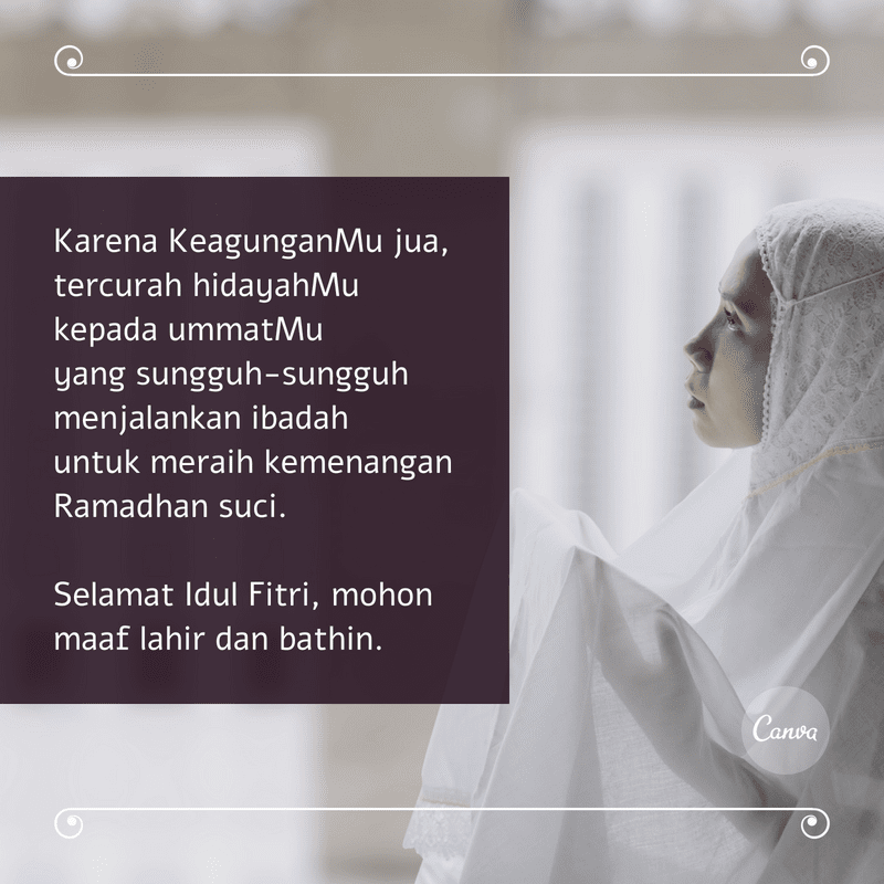 Idul Fitri Quotes ID 13