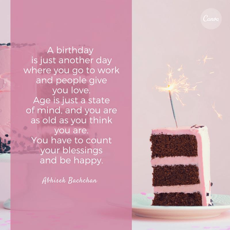 Birthday Quotes ID 1