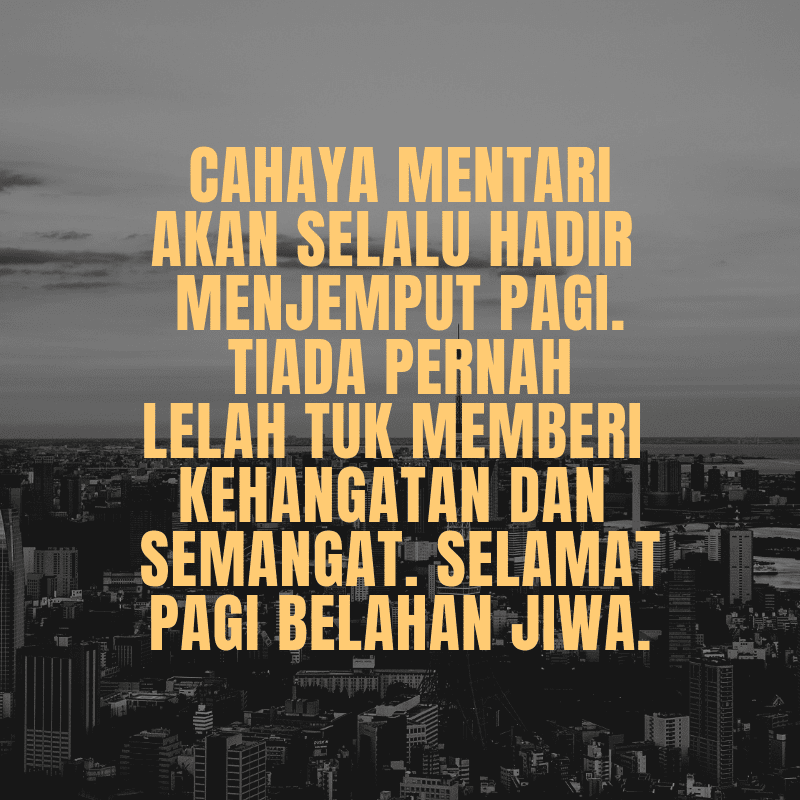 Good Morning Quotes ID 71