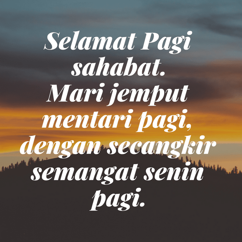 Good Morning Quotes ID 86