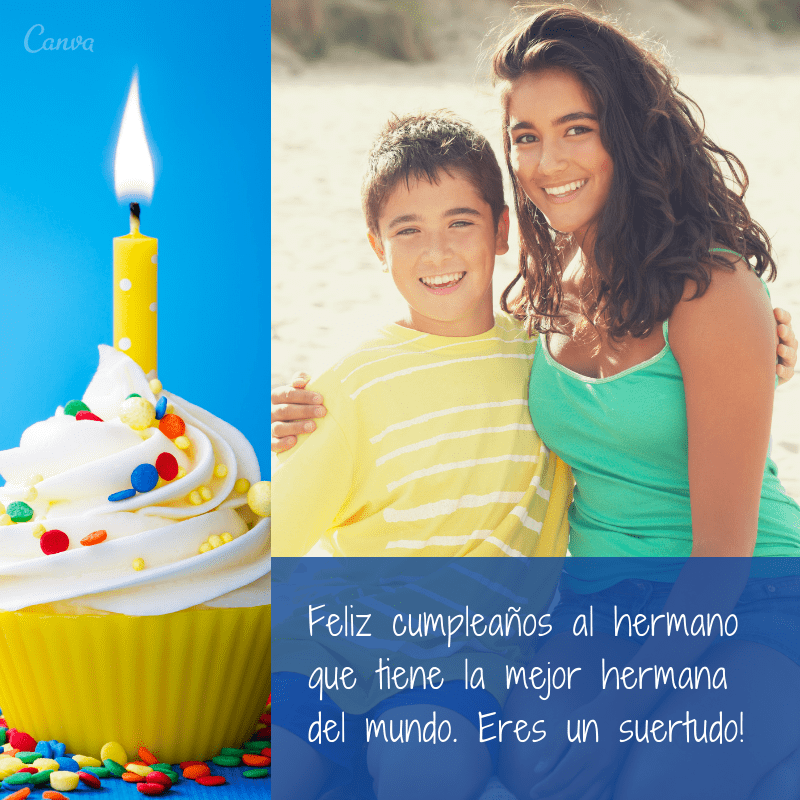 Birthday Quotes for Siblings MX 14