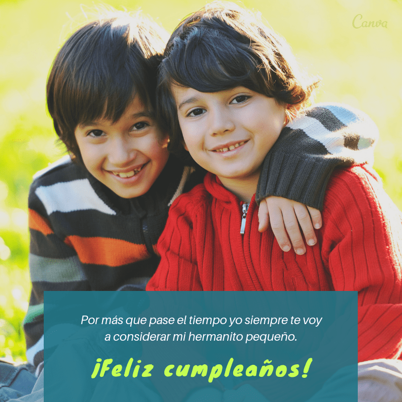 Birthday Quotes for Siblings MX 17