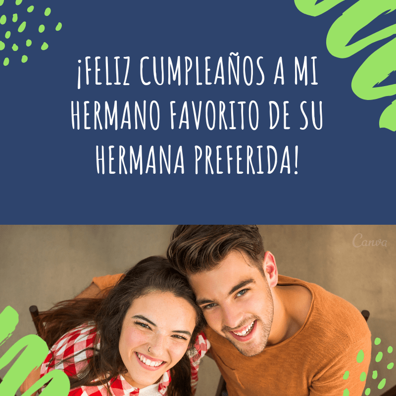 Birthday Quotes for Siblings MX 19
