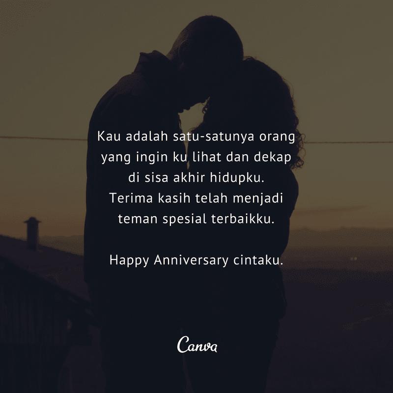Kata Kata Happy Anniversary Yang Ke 2 Bulan