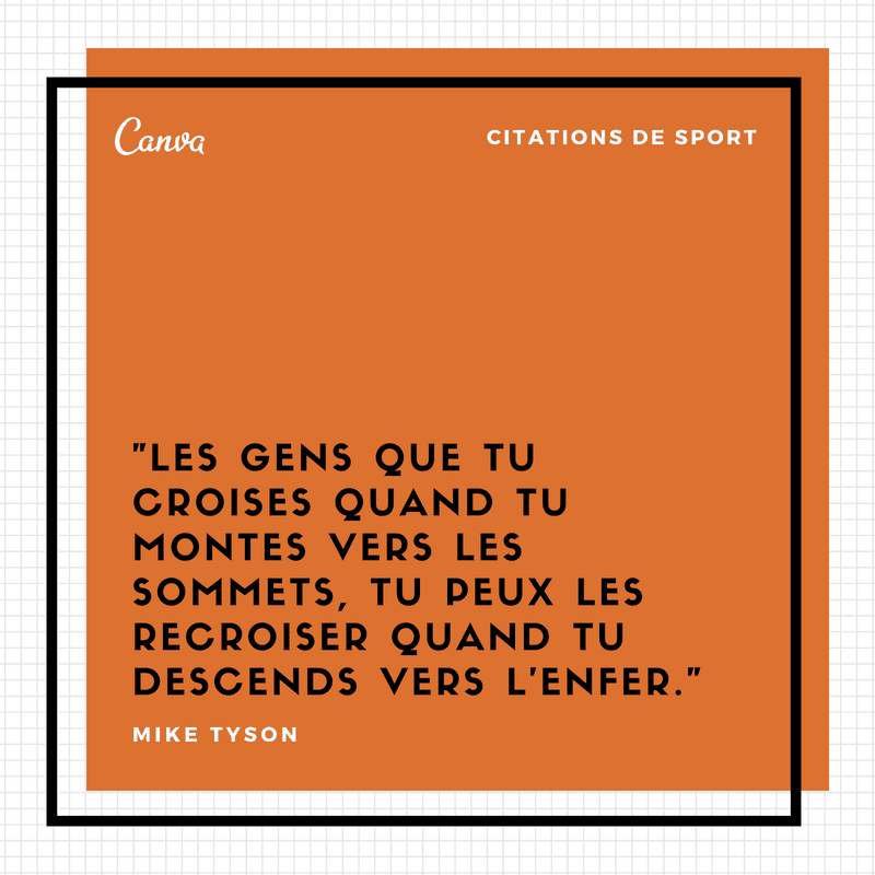 Sport Quotes FR 15
