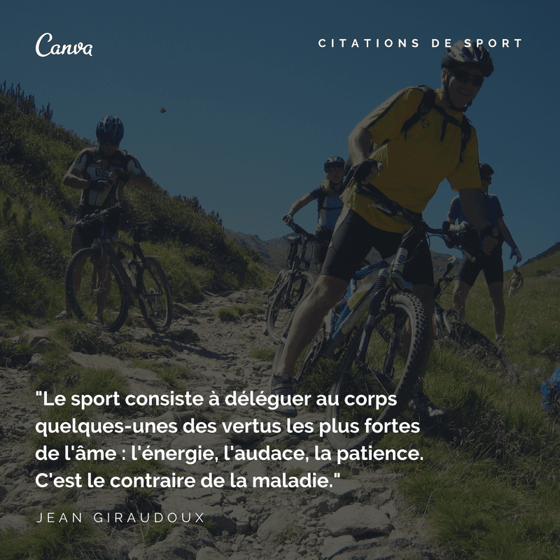 Sport Quotes FR 16