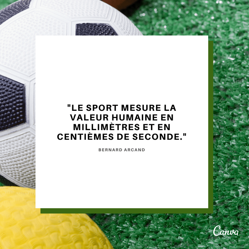 Sport Quotes FR 22