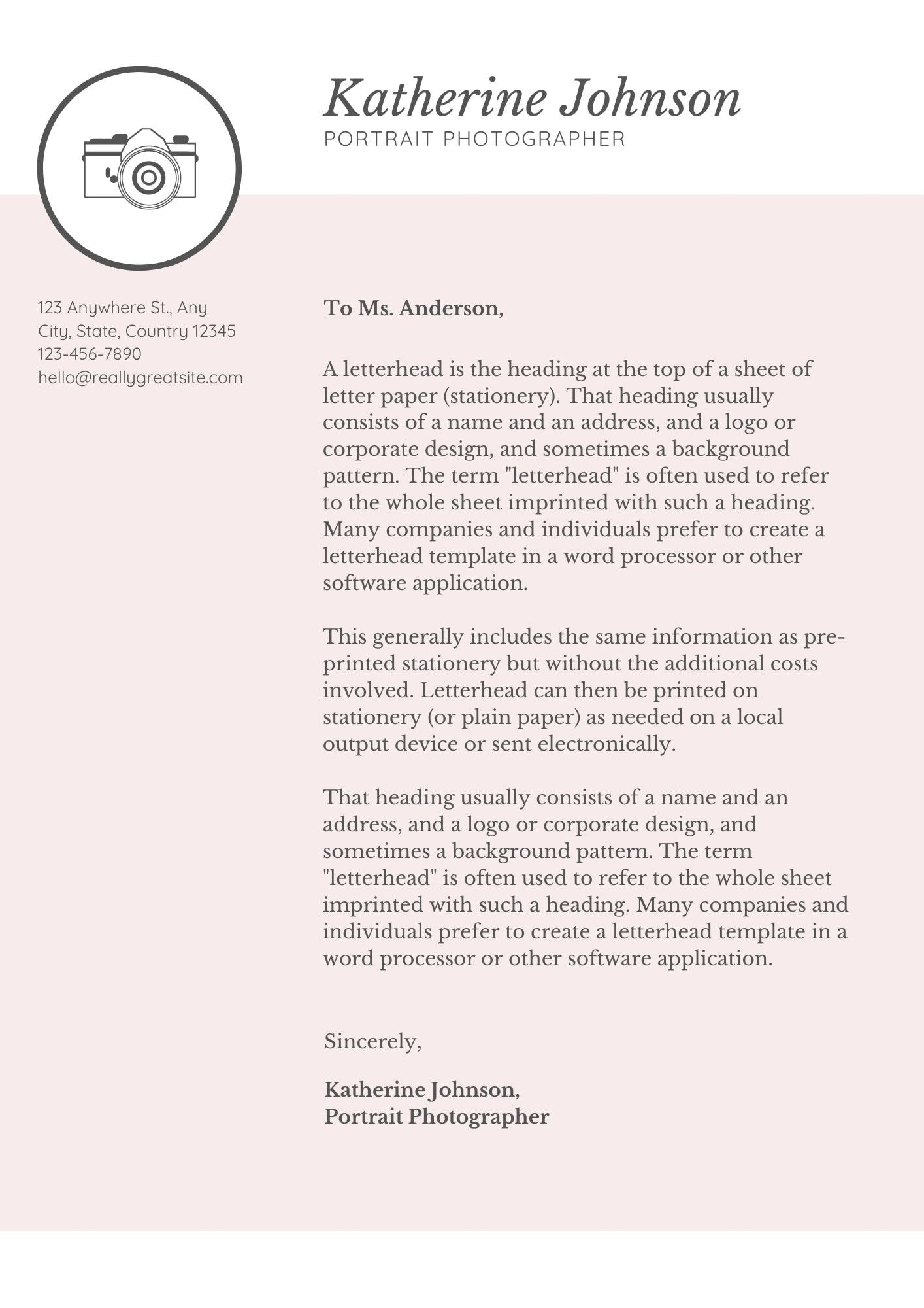 How To Write A Cover Letter Expert Tips Strong Examples Canva