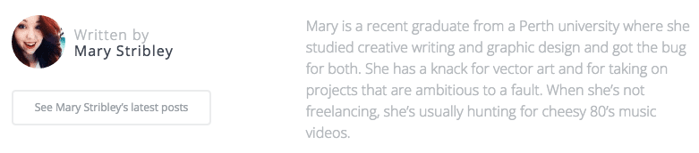 Read more from Mary Stribley